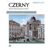 Alfred Music Czerny - Selected Piano Studies, Volume 1