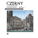 Alfred Music Czerny - 125 Exercises for Passage Playing, Opus 261