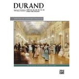Alfred Music Durand - Waltzes, Opp. 83, 86, 88, 90, 91, 96