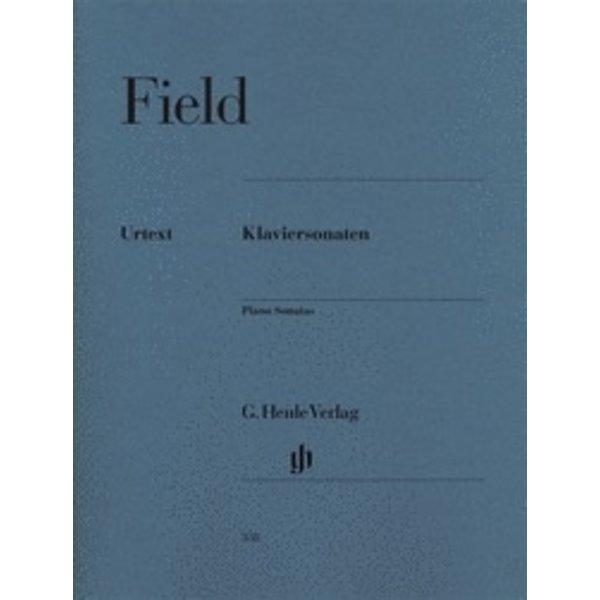 Henle Urtext Editions John Field - Piano Sonatas