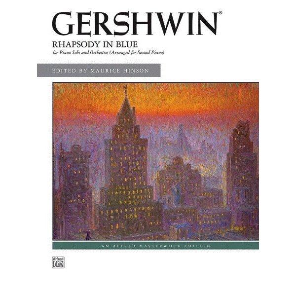 Alfred Music Gershwin - Rhapsody in Blue