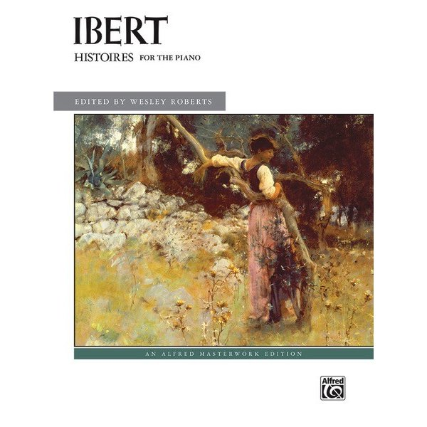 Alfred Music Ibert - Histoires