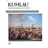 Alfred Music Kuhlau - 9 Sonatinas, Opp. 20 & 55