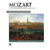 Alfred Music Mozart - 14 of His Easiest Piano Pieces