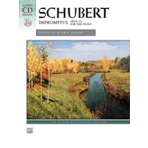 Alfred Music Schubert - Impromptus, Opus 142 Book & CD
