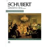 Alfred Music Impromptus, Opus 90