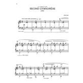 Alfred Music Satie - 3 Gymnopédies & 3 Gnossiennes