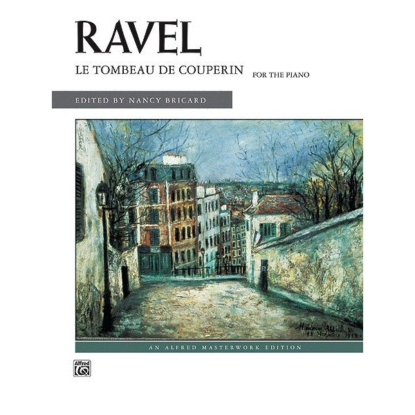 Alfred Music Ravel - Le Tombeau de Couperin