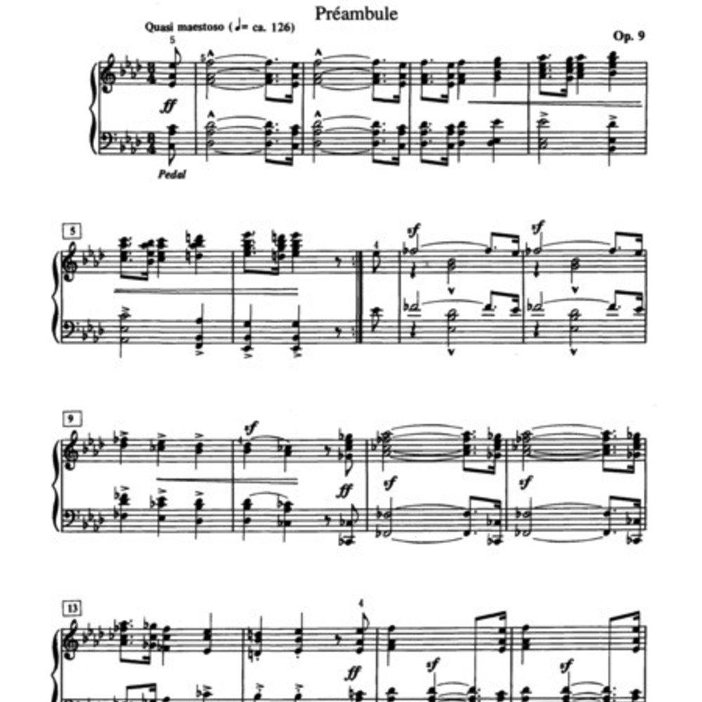 Schumann - Carnaval, Opus 9