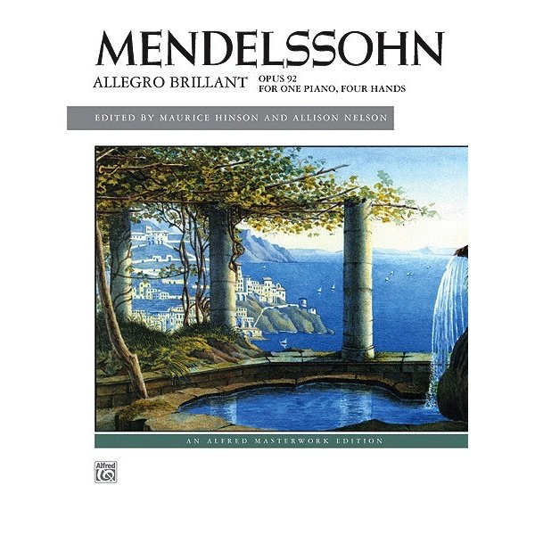 Alfred Music Allegro brillant