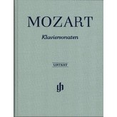 Henle Urtext Editions Mozart - Complete Piano Sonatas in One Volume Hardcover