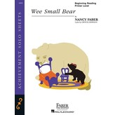 Faber Piano Adventures Wee Small Bear