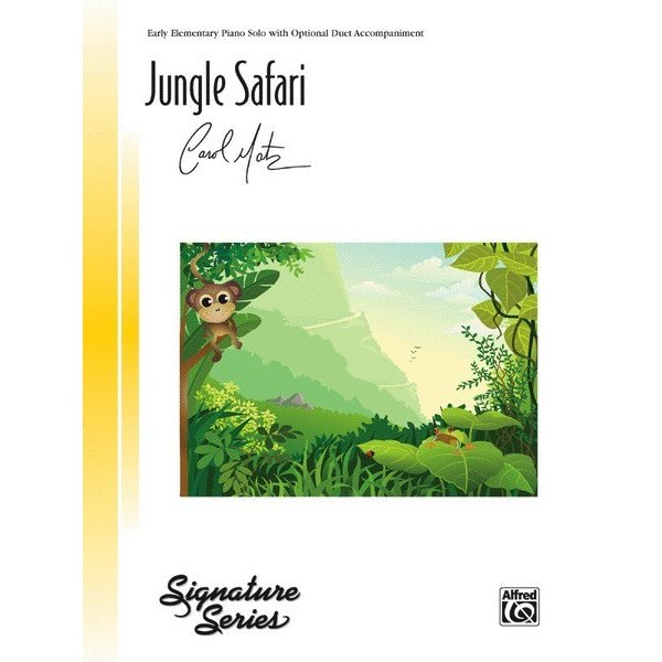 Alfred Music Jungle Safari