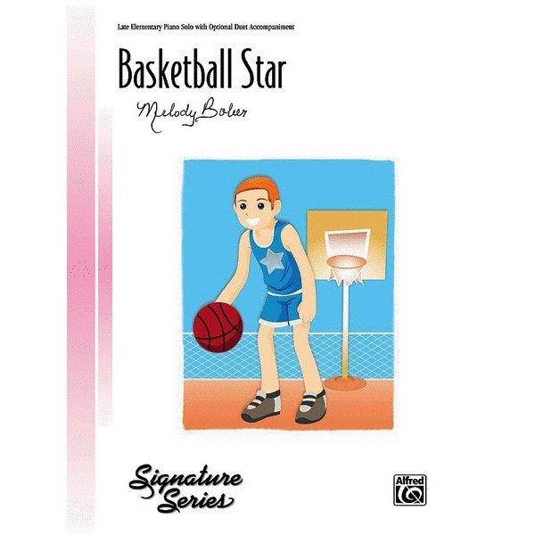 Alfred Music Basketball Star