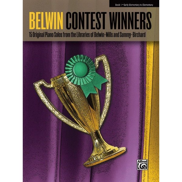 Alfred Music Belwin Contest Winners, Book 1