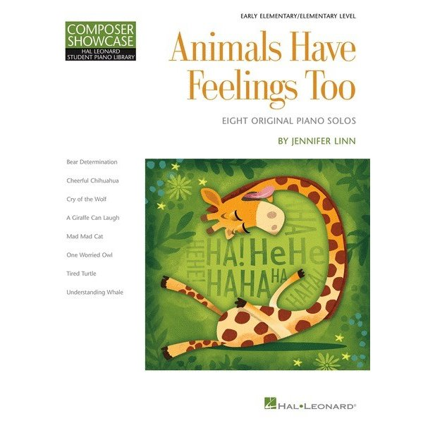 Hal Leonard Animals Have Feelings Too