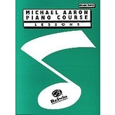Belwin Michael Aaron Piano Course: Lessons, Grade 3