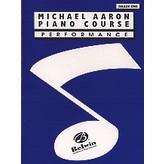 Belwin Michael Aaron Piano Course: Performance, Grade 1
