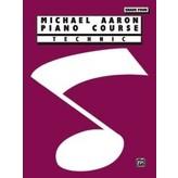 Belwin Michael Aaron Piano Course: Technic, Grade 4