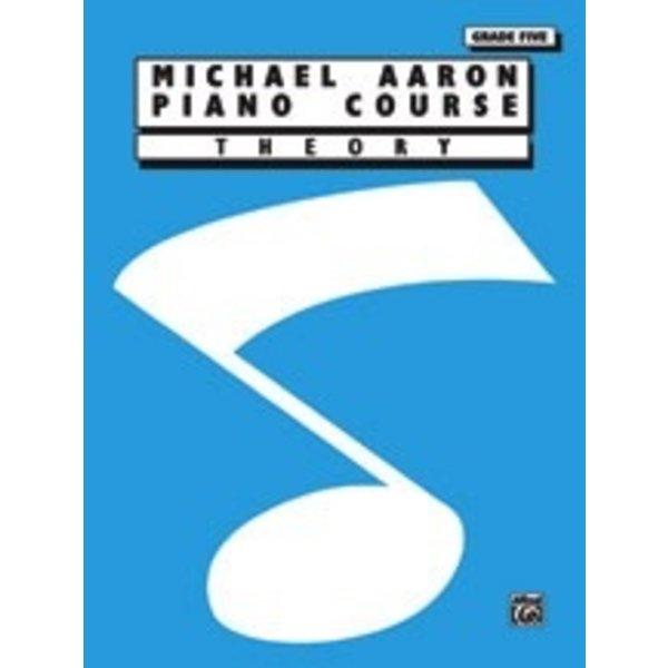Belwin Michael Aaron Piano Course: Theory, Grade 5