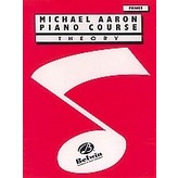 Belwin Michael Aaron Piano Course: Theory, Primer
