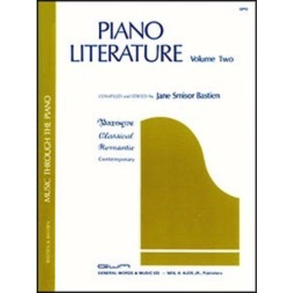 Bastien Piano Piani Literature, Volume 2
