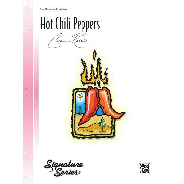 Alfred Music Hot Chili Peppers