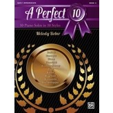 Alfred Music A Perfect 10, Book 3