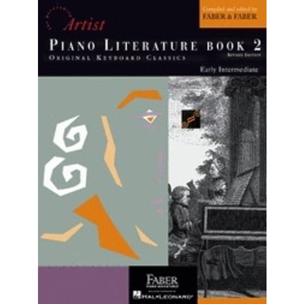 Faber Piano Adventures Piano Literature - Book 2