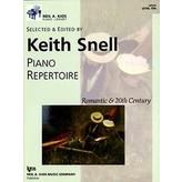 Kjos Piano Repertoire: Romantic and 20th Century - Level 10