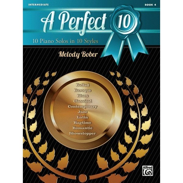 Alfred Music A Perfect 10, Book 4