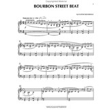 Hal Leonard New Orleans Sketches