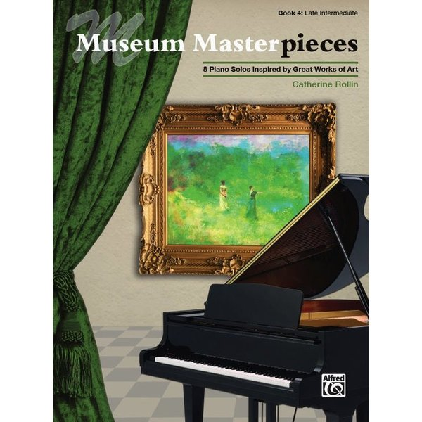 Alfred Music Museum Masterpieces, Book 4