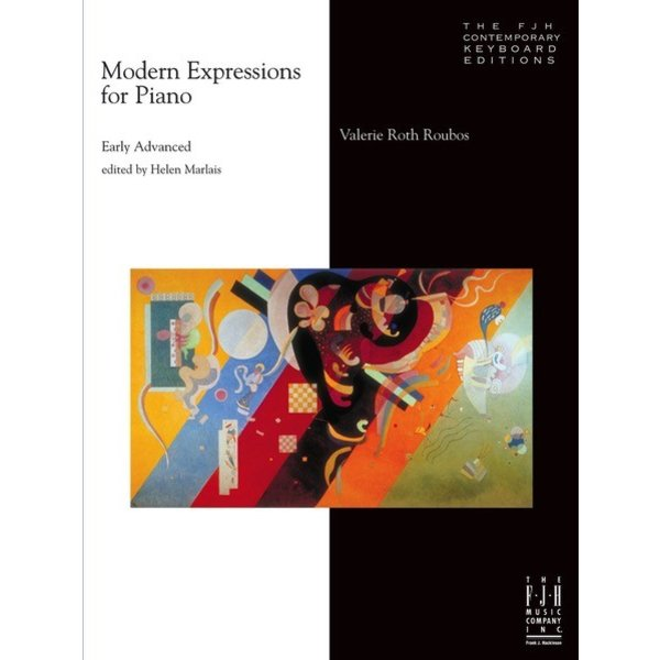 FJH Modern Expressions for Piano