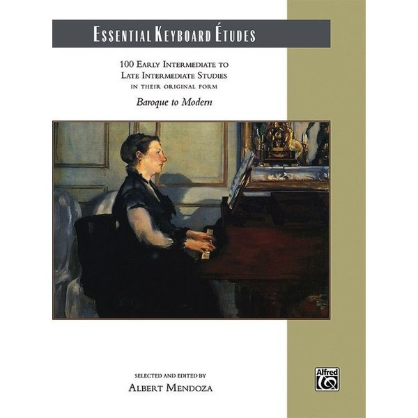 Alfred Music Essential Keyboard Études