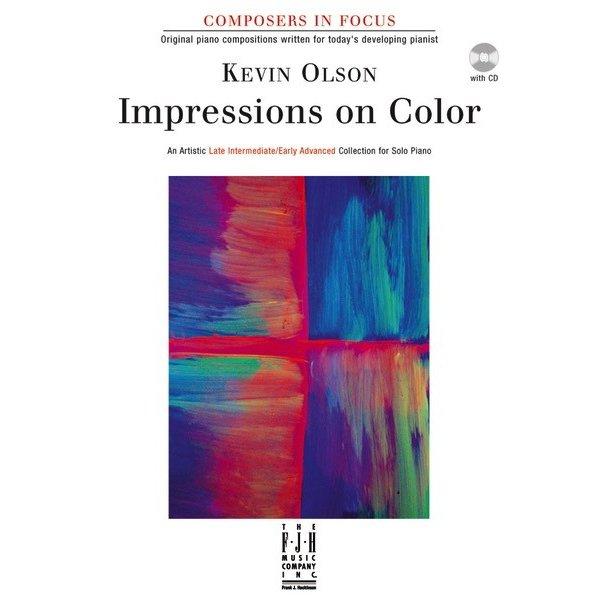 FJH Impressions on Color