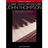 Willis Music Company Classic Piano Repertoire (INTERMEDIATE TO ADVANCED)