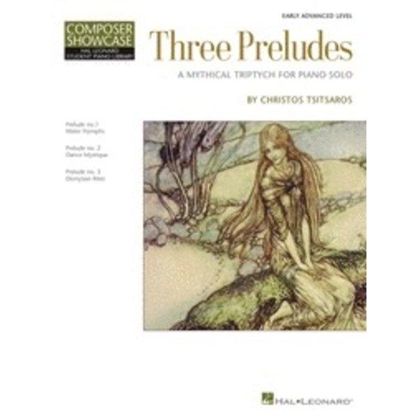 Hal Leonard Three Preludes