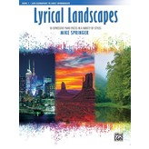 Alfred Music Lyrical Landscapes, Book 1