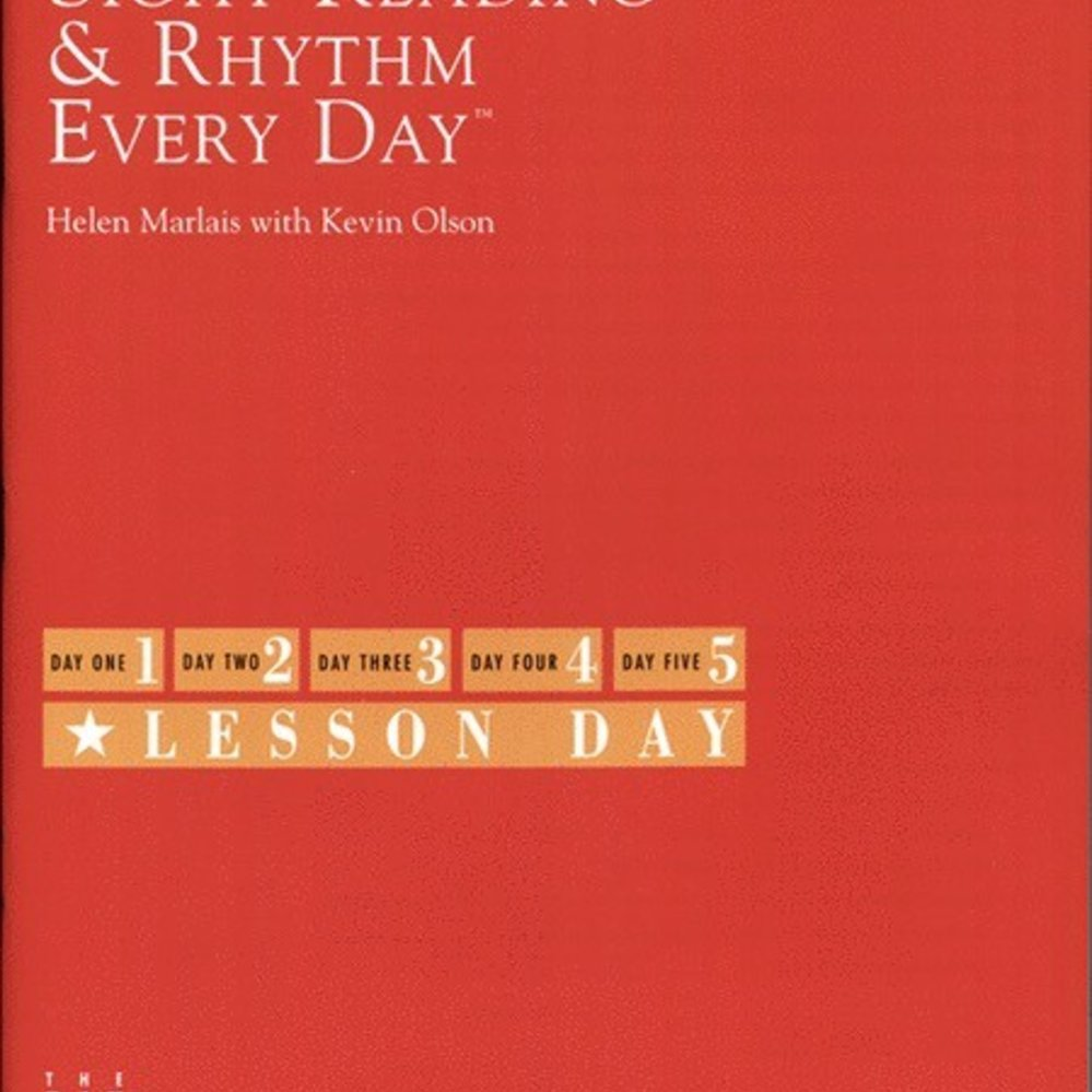 Sight Reading Rhythm Every Day Book 2b Pianoworks