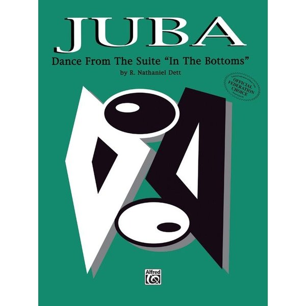 Alfred Music Juba: Dance from the Suite In the Bottoms