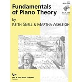 Kjos Fundamentals of Piano Theory Level 4