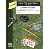 Alfred Music Piano for Busy Teens, Book 2