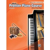 Alfred Music Premier Piano Course: Jazz, Rags & Blues Book 4