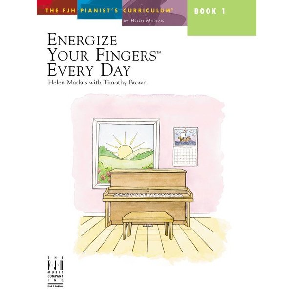 FJH Energize Your Fingers Every Day, Book 1