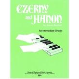 Kjos Czerny And Hanon for the Intermediate Grades