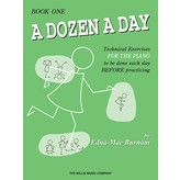 Willis Music Company A Dozen a Day Book 1