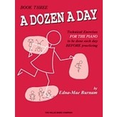 Willis Music Company A Dozen a Day Book 3