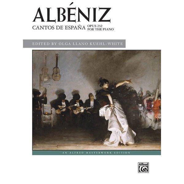 Alfred Music Albéniz - Cantos de España, Op. 232