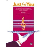 Alfred Music Just for You, Book 1